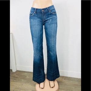 Citizens of Humanity COH Faye Dunaway Jeans flares